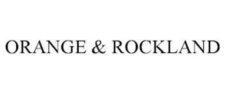 ORANGE & ROCKLAND