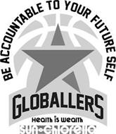 BE ACCOUNTABLE TO YOUR FUTURE SELF GLOBALLERS HEALTH IS WEALTH SUN CHLORELLA