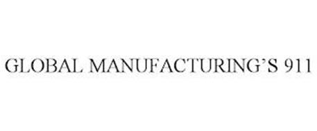 GLOBAL MANUFACTURING'S 911