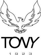 TONY 1923