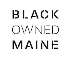 BLACK OWNED MAINE