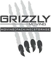 GRIZZLY MOVING PACKING STORAGE