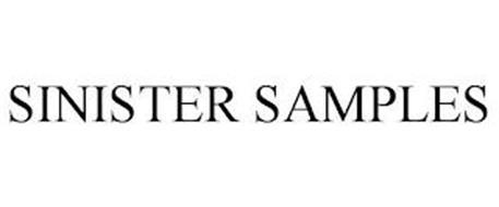 SINISTER SAMPLES