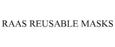RAAS REUSABLE MASKS