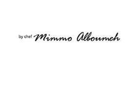 BY CHEF MIMMO ALBOUMEH