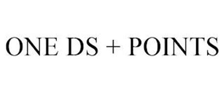 ONE DS + POINTS