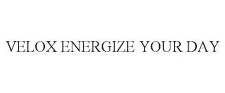 VELOX ENERGIZE YOUR DAY