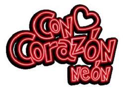 CON CORAZÓN NEÓN