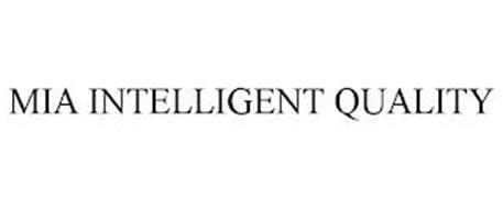 MIA INTELLIGENT QUALITY