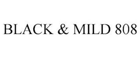 BLACK & MILD 808