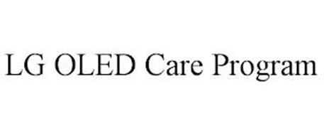 LG OLED CARE PROGRAM