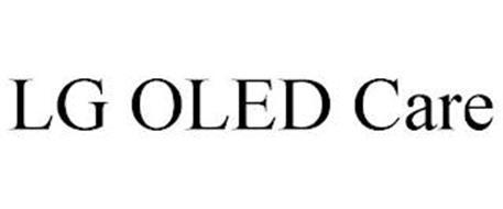 LG OLED CARE