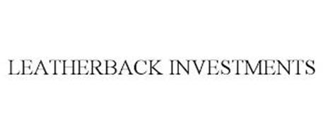 LEATHERBACK INVESTMENTS