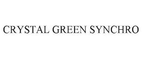 CRYSTAL GREEN SYNCHRO