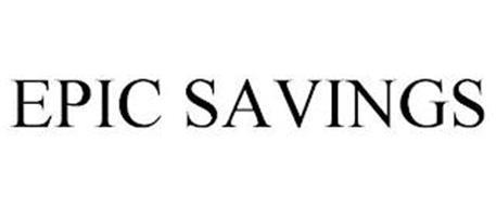EPIC SAVINGS