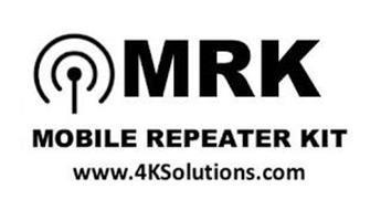 MRK MOBILE REPEATER KIT WWW.4KSOLUTIONS.COM