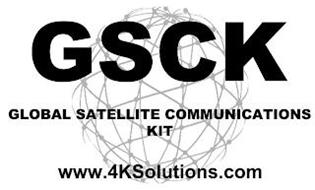 GSCK GLOBAL SATELLITE COMMUNICATIONS KIT WWW.4KSOLUTIONS.COM