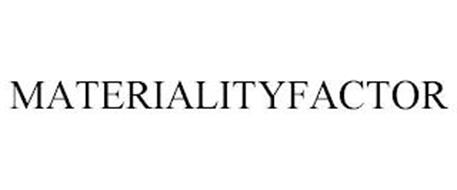 MATERIALITYFACTOR