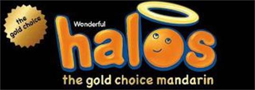THE GOLD CHOICE; WONDERFUL; HALOS; THE GOLD CHOICE MANDARIN
