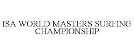 ISA WORLD MASTERS SURFING CHAMPIONSHIP