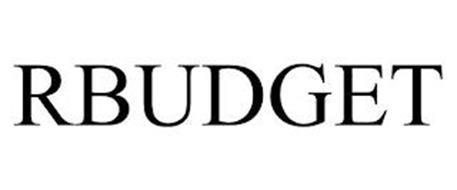 RBUDGET