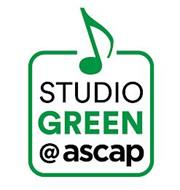 STUDIO, GREEN, @ASCAP