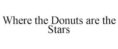 WHERE THE DONUTS ARE THE STARS
