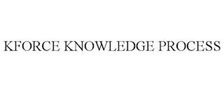 KFORCE KNOWLEDGE PROCESS