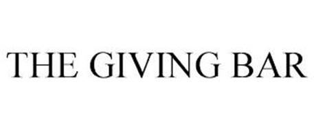 THE GIVING BAR