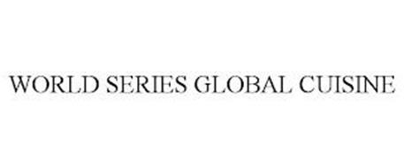 WORLD SERIES GLOBAL CUISINE