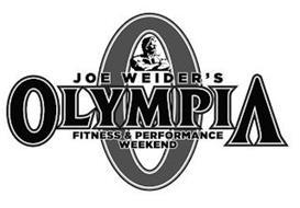 JOE WEIDER'S OLYMPIA FITNESS & PERFORMANCE WEEKEND