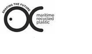 OC SHAPING THE FUTURE MARITIME RECYCLED PLASTIC