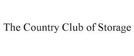 THE COUNTRY CLUB OF STORAGE