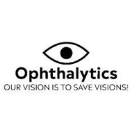 OPHTHALYTICS OUR VISION IS TO SAVE VISIONS!