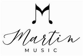 M MARTIN MUSIC