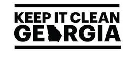 KEEP IT CLEAN GEORGIA