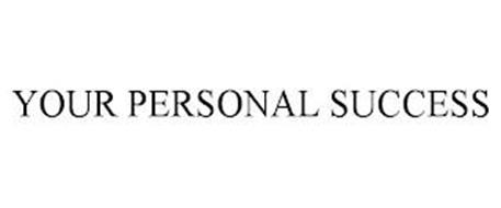 YOUR PERSONAL SUCCESS