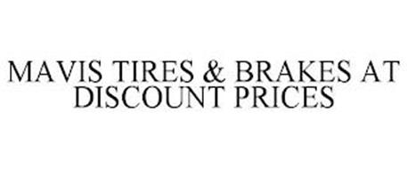 MAVIS TIRES & BRAKES AT DISCOUNT PRICES