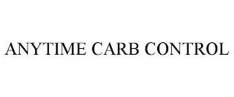 ANYTIME CARB CONTROL