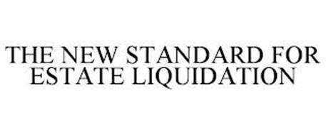 THE NEW STANDARD FOR ESTATE LIQUIDATION