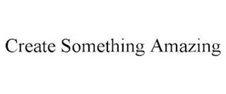 CREATE SOMETHING AMAZING