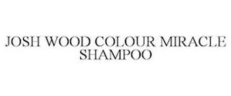 JOSH WOOD COLOUR MIRACLE SHAMPOO