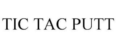 TIC TAC PUTT