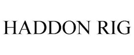 HADDON RIG