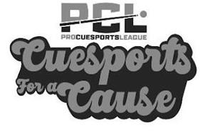 PCL PROCUESPORTSLEAGUE CUE SPORTS FOR A CAUSE