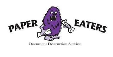 PAPER EATERS DOCUMENT DESTRUCTION SERVICE