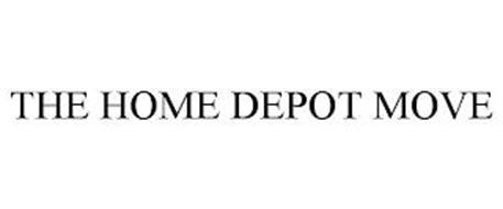 THE HOME DEPOT MOVE