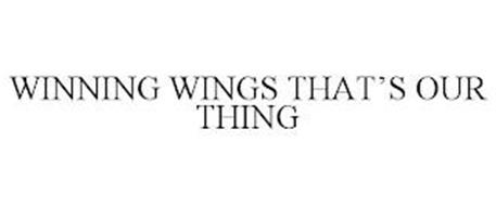 WINNING WINGS THAT'S OUR THING