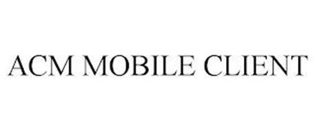 ACM MOBILE CLIENT