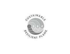 SRP SUSTAINABLE RESILIENT PLANK